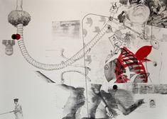 Nidhal Chamekh - DAK'ART 2014