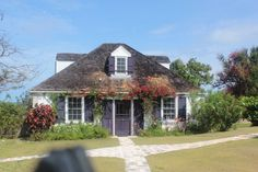 Historic home. Part of Squires estate, Eleuthera, Bahamas