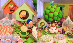 Decoração para festa de aniversário de 1 ano - Família - MdeMulher - Ed. Abril