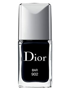 """dior """"bar"""" nail color for the fall and winter"""