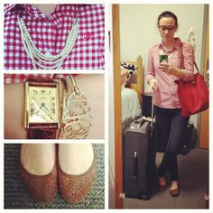 OOTD : Travel Edition (Taken with instagram)