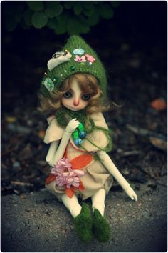 Pio, Doll-Chateau Hilary.