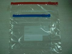 LAMINATED SLIDER BAGS of ALL SIZES...