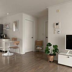 home, design i house grafika w We Heart It Home Room Design, Home Interior Design, House Design, Home Bedroom, Bedroom Decor, Bedroom Country, Appartement Design, Minimalist Room, Aesthetic Bedroom