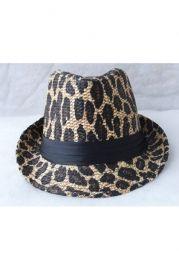 Snake Skin Printing Hat - Accessories