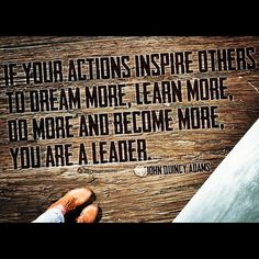 #inspiration #leader #quotes