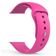 cool MoKo Apple Watch 38mm Soft Silicone Band