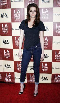 Kristen Stewart in Heels