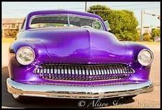 Happy in purple.  LOVE THIS CAR!!!