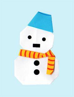 クリスマス飾りに使える折り紙アイディア集 - Weboo