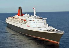 QE2..My 1st European Adventure was sailing to London on this Beauty!!!!