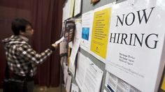 Secure jobs in short supply in Canada's new tough labour market: No vacation, benefits or regular schedules make it difficult to form relationships or start a family (CBC News 29 April 2015 Best Part Time Jobs, Unemployment Rate, Student Jobs, Lost Job, Job Security, World Economic Forum, Social Services, Marketing Jobs