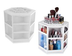Holiday 2010: Organize Your Beauty with this Spinning Cosmetic Organizer. - Home - Beautiful Makeup Search: Beauty Blog, Makeup & Skin Care ...