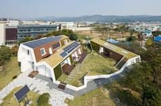 E+ Green Home: UnSangDong Architects의