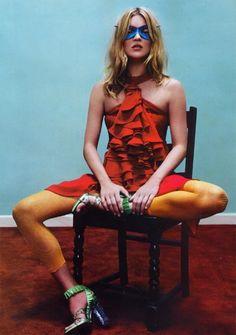 Kate Moss by Steven Klein for W Magazine, .. www.fashion.net