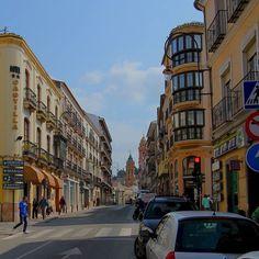 Desde las cuatro esquinas hacia San Sebastián #Antequera