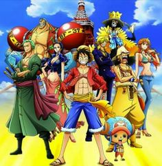 Oh my goodness! One Piece Theme Park opening in 2015 in Tokyo Tower! Ace Sabo Luffy, Luffy X Nami, Roronoa Zoro, Monkey D Luffy, Gold Roger, One Piece Theme, Piece Manga, Yume, One Piece World