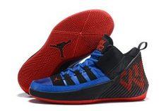 best website 363ce f43cb Air Jordan Why Not Zer0. 2 Royal Blue Black Red AA2510-001 Mens Basketball
