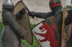 Reenactment: The Normans