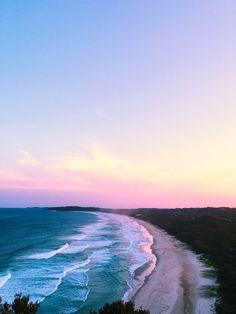Tallow beach, Byron bay, Australia PC - GypsyLovinLight