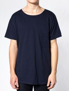 ビッグポケットTシャツ | Shop American Apparel - http://store.americanapparel.co.jp/rsa0403.html?c=Natural