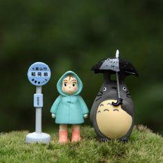 Studio Ghibli Toy My Neighbor Totoro Xiaomei Doll PVC Action Figure Hayao Miyazaki Japanese Anime Figures Figurines Kids Toys #Affiliate