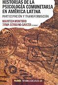 Imagen de portada del libro Historias de la psicología comunitaria en América Latina