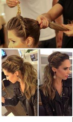 2 Die besten langen Haare Ideen für Herbst Braids