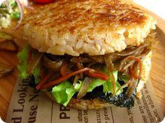 rice burger gluten-free