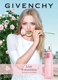 Image result for amanda seyfried givenchy campaign