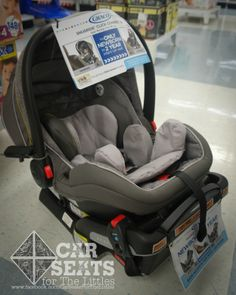 Graco Snugride Infant Car Seat Review  www.csftl.org