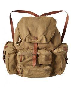 Nice little bagpack.