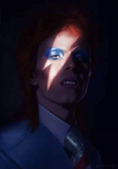David Bowie in the Shadow of Ziggy Stardust. David Bowie in the Shadow of Ziggy Stardust. Bowie Ziggy Stardust, David Bowie Ziggy, David Bowie Art, David Bowie Labyrinth, David Bowie Starman, Stevie Nicks, Freddie Mercury, Rolling Stones, Le Vent Se Leve