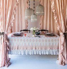 Table Decor. By Bella Notte Linens.
