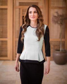 September 15, 2015, Queen Rania