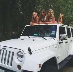 Future white jeep... wishful thinking