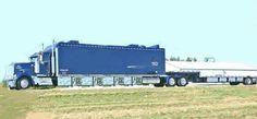 High Rollers Chicken Haulers Association added a new photo. Truck And Tractor Pull, Rv Truck, Train Truck, Road Train, Show Trucks, Big Rig Trucks, Custom Big Rigs, Custom Trucks, Tactical Truck