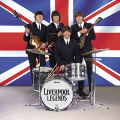 The Liverpool Legends. An amazing Beatles tribute band....this was amazing, i would see them over and over.