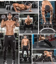 Take your conditioning level from bad to badass with Performix athlete Mike Vazquez's unique circuit workout that combines weights, bodyweight, and serious work!
