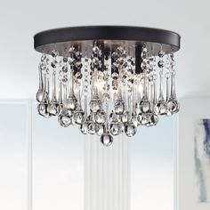 You'll love the Scelene 4 Light Flush Mount at Wayfair - Great Deals on all Lighting  products with Free Shipping on most stuff, even the big stuff.