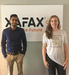 Deze week verwelkomen wij twee nieuwe collega's: Raj Deshi (links) is begonnen aan zijn functie als accountmanager, Sanne Kordes (rechts) als financieel medewerker. Wij wensen beiden veel succes binnen ons mooie bedrijf!