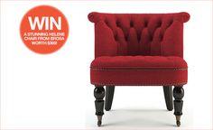 WIN a stunning Helene Chair from Brosa! | homeheaven