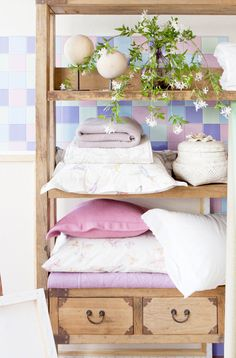 The Linen Cupboard - Beautiful and unique pastel decor you will love - click through to view this artists inspired decor range