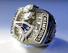 Super Bowl XXXVIII : Feb. 1, 2004: New England Patriots 32, Carolina Panthers 29 MVP: Tom Brady (NFL photo)