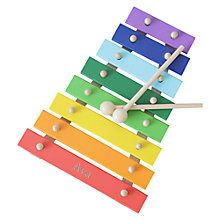 Buy My 1st Years Personalised Eight Tone Xylophone Online at johnlewis.com