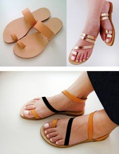 reasonably priced, greek sandal sources online