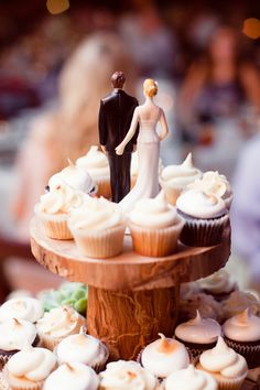 Fun Cake Topper ~ Photography by halforangephotography.com