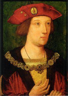 Arthur Prince of Wales c1500