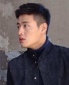 Korean Haircut Men, Asian Man Haircut, Korean Men Hairstyle, Korean Short Hair, New Short Haircuts, Hairstyles Haircuts, Haircuts For Men, Short Hair Cuts, Hair Up Styles