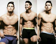 James Rodriguez for Bronzini Black James Rodriguez, Body Inspiration, Fitness Inspiration, Everton, Le Male, Athletic Men, Sport Man, Sexy Men, Sexy Guys